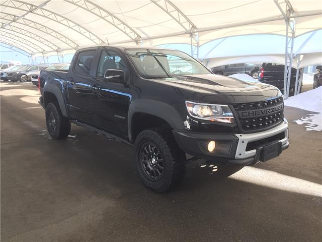 2019 Chevrolet Colorado ZR2 (Stk: 175306) in AIRDRIE - Image 1 of 46