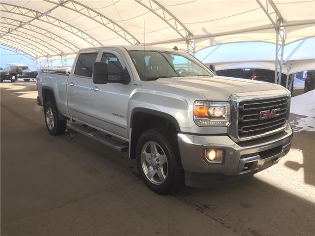 2015 GMC Sierra 2500HD SLT (Stk: 175139) in AIRDRIE - Image 1 of 51