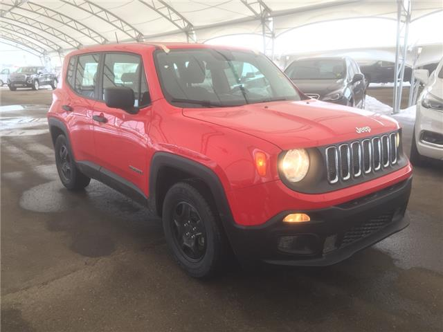 2016 Jeep Renegade Sport (Stk: 181643) in AIRDRIE - Image 1 of 29