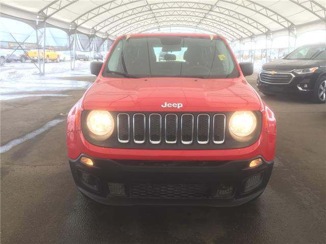 2016 Jeep Renegade Sport (Stk: 181643) in AIRDRIE - Image 2 of 29