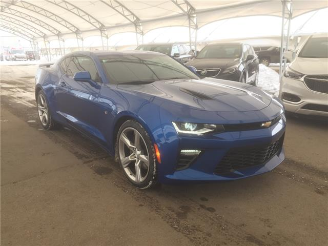 2016 Chevrolet Camaro 1SS (Stk: 181614) in AIRDRIE - Image 1 of 40