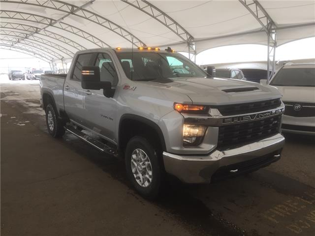2020 Chevrolet Silverado 3500HD LT (Stk: 181827) in AIRDRIE - Image 1 of 47