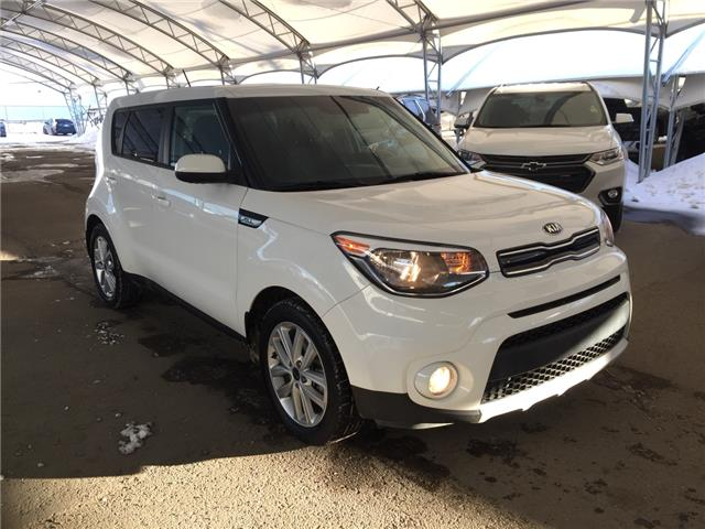 2019 Kia Soul EX+ (Stk: 181887) in AIRDRIE - Image 1 of 34