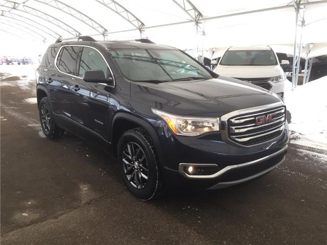2018 GMC Acadia SLT-1 (Stk: 161646) in AIRDRIE - Image 1 of 53