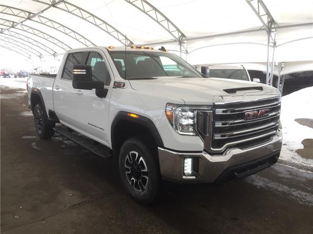 2020 GMC Sierra 2500HD SLE (Stk: 181524) in AIRDRIE - Image 1 of 46