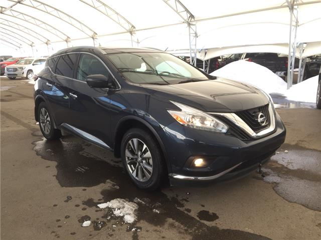 2017 Nissan Murano  (Stk: 181577) in AIRDRIE - Image 1 of 45