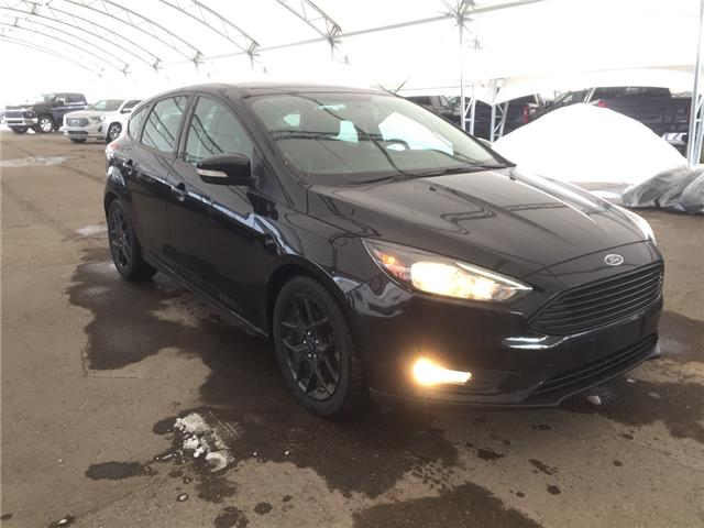2017 Ford Focus SEL (Stk: 181938) in AIRDRIE - Image 1 of 34
