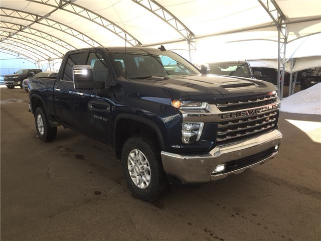 2020 Chevrolet Silverado 2500HD LTZ (Stk: 181750) in AIRDRIE - Image 1 of 50
