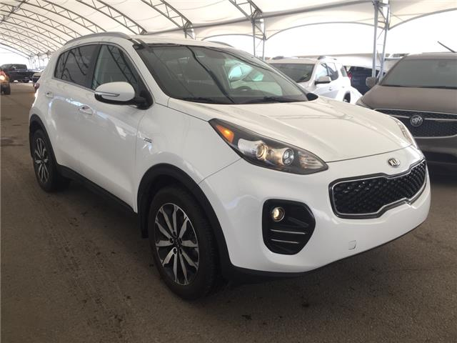 2017 Kia Sportage EX KNDPNCAC8H7044597 182063 in AIRDRIE