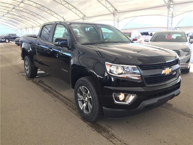 2020 Chevrolet Colorado Z71 (Stk: 182270) in AIRDRIE - Image 1 of 46