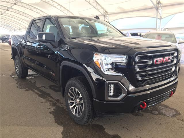 2020 GMC Sierra 1500 AT4 (Stk: 182164) in AIRDRIE - Image 1 of 51