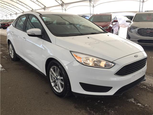 2017 Ford Focus SE 1FADP3F2XHL265788 182808 in AIRDRIE