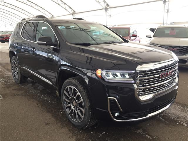 2020 GMC Acadia Denali (Stk: 182497) in AIRDRIE - Image 1 of 48