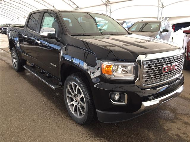 2020 GMC Canyon Denali (Stk: 182374) in AIRDRIE - Image 1 of 35