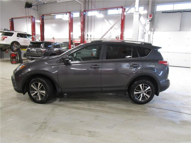 2018 Toyota RAV4 XLE (Stk: 1992461) in Moose Jaw - Image 2 of 34