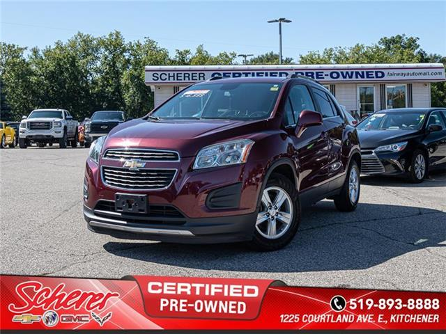 2015 Chevrolet Trax 1LT (Stk: 184000AAA) in Kitchener - Image 1 of 10