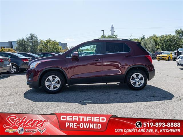 2015 Chevrolet Trax 1LT (Stk: 184000AAA) in Kitchener - Image 2 of 10