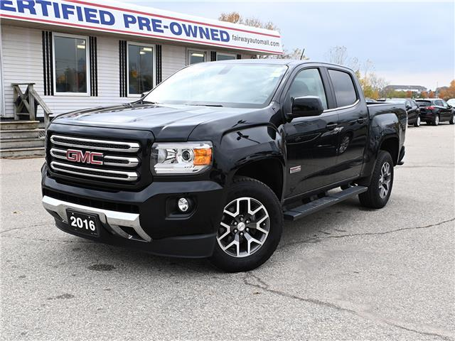 2016 GMC Canyon SLE (Stk: 1912560A) in Kitchener - Image 1 of 19