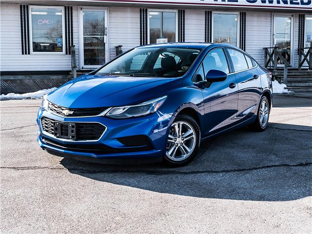 2016 Chevrolet Cruze LT Auto (Stk: 200720A) in Kitchener - Image 1 of 21