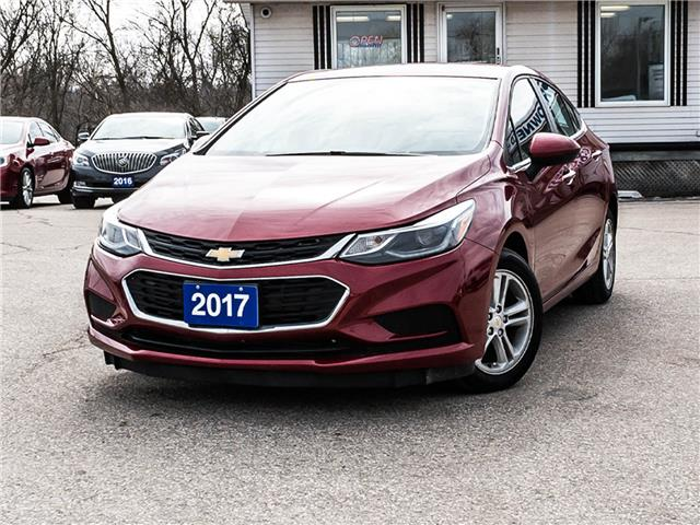 2017 Chevrolet Cruze LT Auto (Stk: 190900A) in Kitchener - Image 1 of 18