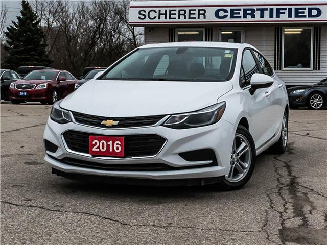 2016 Chevrolet Cruze LT Auto (Stk: 201360A) in Kitchener - Image 1 of 19
