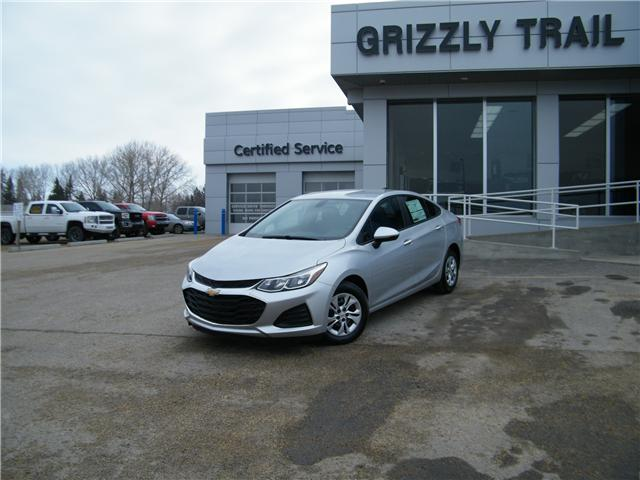 2019 Chevrolet Cruze LS (Stk: 57148) in Barrhead - Image 1 of 15