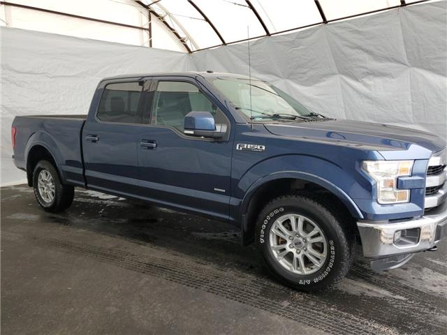 2016 Ford F-150 Lariat (Stk: IU1601) in Thunder Bay - Image 1 of 17
