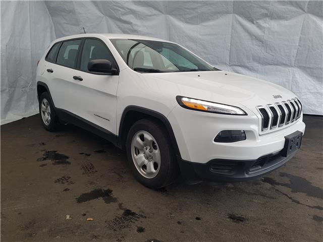2018 Jeep Cherokee Sport (Stk: 1812991R) in Thunder Bay - Image 1 of 12