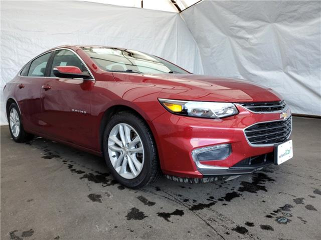 2018 Chevrolet Malibu LT (Stk: IU1590R) in Thunder Bay - Image 1 of 17