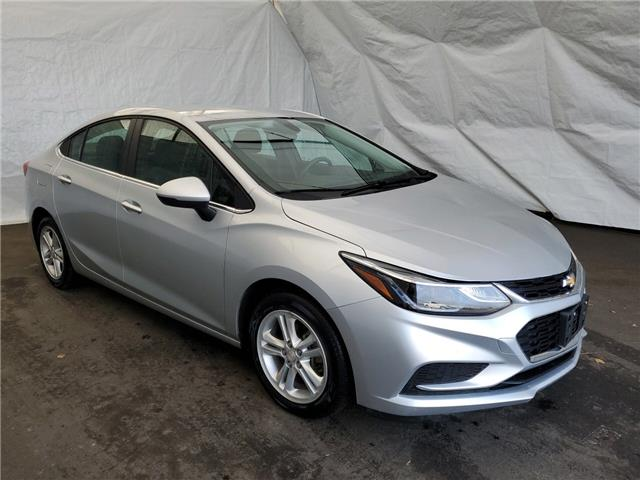 2018 Chevrolet Cruze LT Auto (Stk: IU1668R) in Thunder Bay - Image 1 of 16