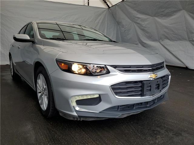 2018 Chevrolet Malibu LT (Stk: IU1669R) in Thunder Bay - Image 1 of 17