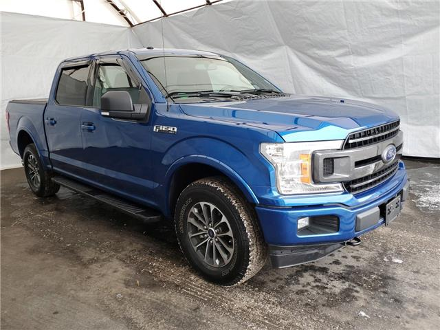 2018 Ford F-150 XLT (Stk: IU1681) in Thunder Bay - Image 1 of 17