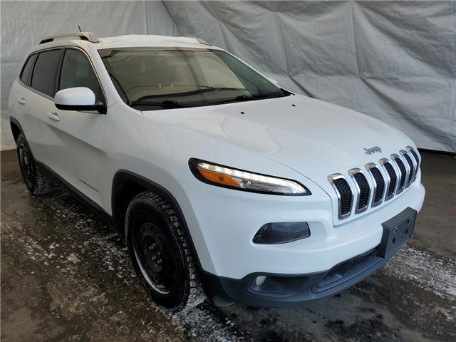 2015 Jeep Cherokee North (Stk: 1918771) in Thunder Bay - Image 1 of 11