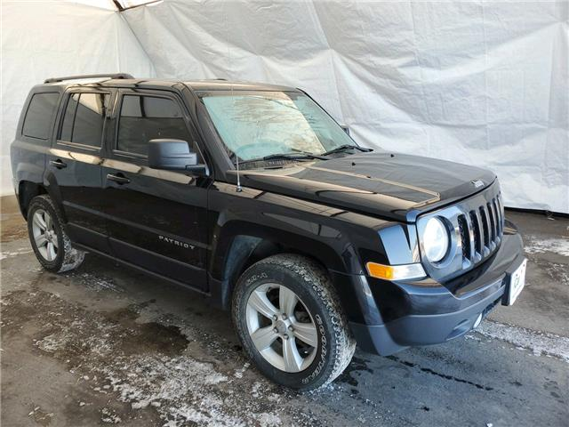 2014 Jeep Patriot Sport/North (Stk: IU1743R) in Thunder Bay - Image 1 of 14
