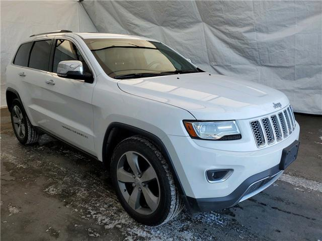 2014 Jeep Grand Cherokee Limited (Stk: IU1738) in Thunder Bay - Image 1 of 16