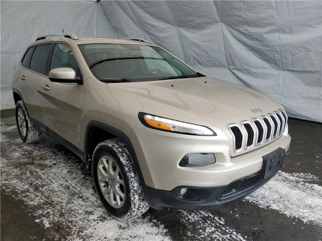 2015 Jeep Cherokee North (Stk: 1919031) in Thunder Bay - Image 1 of 14