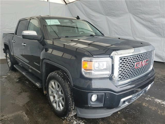 2015 GMC Sierra 1500 Denali (Stk: I16161) in Thunder Bay - Image 1 of 17