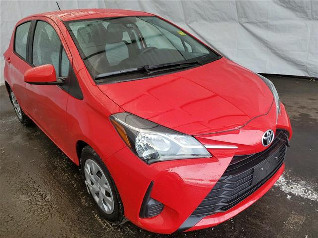 2019 Toyota Yaris LE (Stk: 2010211) in Thunder Bay - Image 1 of 16