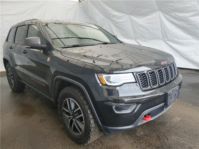 2019 Jeep Grand Cherokee Trailhawk (Stk: 2010471) in Thunder Bay - Image 1 of 18