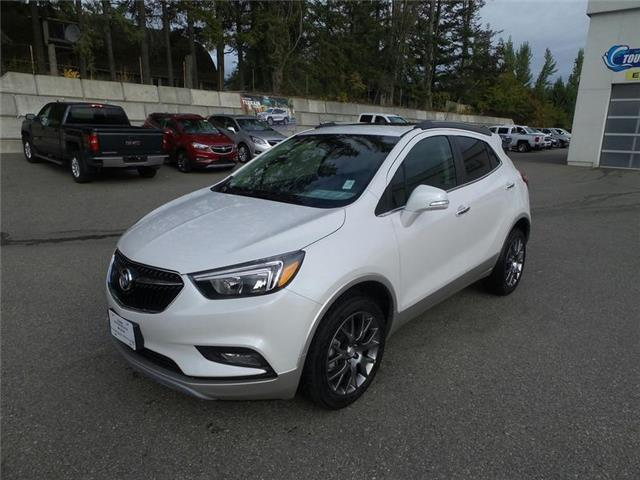 2019 Buick Encore Sport Touring (Stk: 19-044) in Salmon Arm - Image 1 of 27