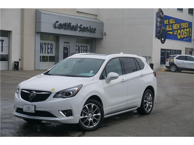 2019 Buick Envision Premium II (Stk: 19-192) in Salmon Arm - Image 1 of 25