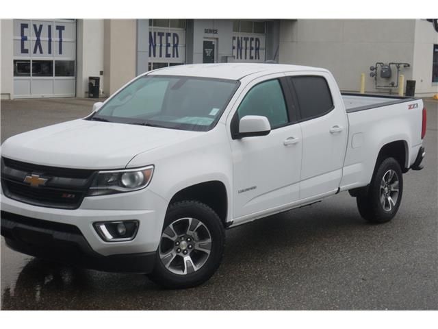 2020 Chevrolet Colorado Z71 (Stk: 20-027) in Salmon Arm - Image 1 of 22
