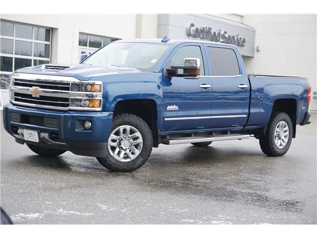 2019 Chevrolet Silverado 3500HD High Country (Stk: 20-049A) in Salmon Arm - Image 1 of 16