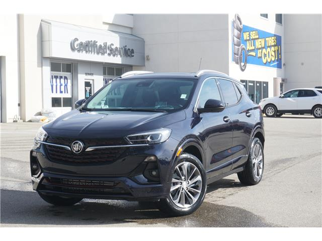 2020 Buick Encore GX Essence (Stk: 20-123) in Salmon Arm - Image 1 of 27