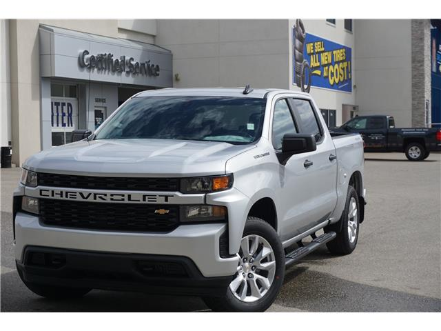 2020 Chevrolet Silverado 1500 Silverado Custom (Stk: 20-110) in Salmon Arm - Image 1 of 21