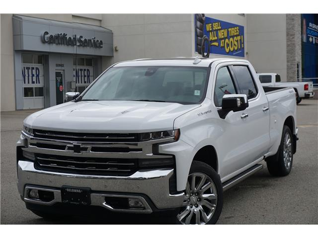 2020 Chevrolet Silverado 1500 LTZ (Stk: 20-153) in Salmon Arm - Image 1 of 29