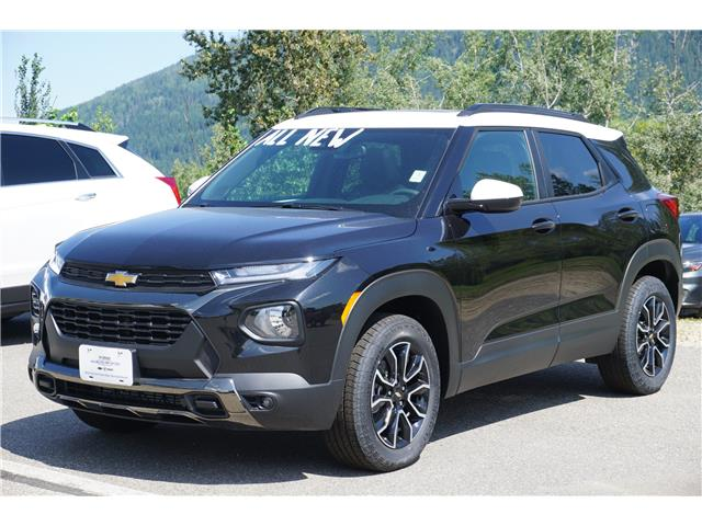 New 2021 Chevrolet TrailBlazer ACTIV  - Salmon Arm - Salmon Arm Chevrolet Buick GMC Ltd