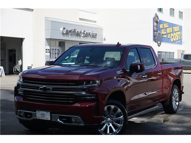 2020 Chevrolet Silverado 1500 High Country (Stk: 20-191) in Salmon Arm - Image 1 of 29
