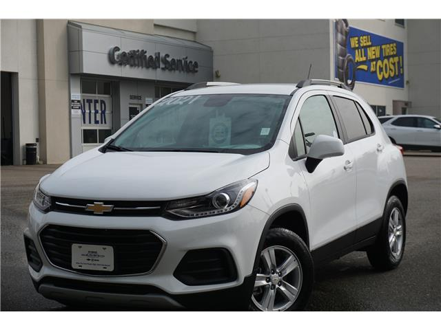 2021 Chevrolet Trax LT (Stk: 21-011) in Salmon Arm - Image 1 of 23