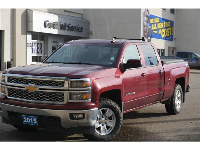 2015 Chevrolet Silverado 1500 2LT (Stk: P3610A) in Salmon Arm - Image 1 of 18